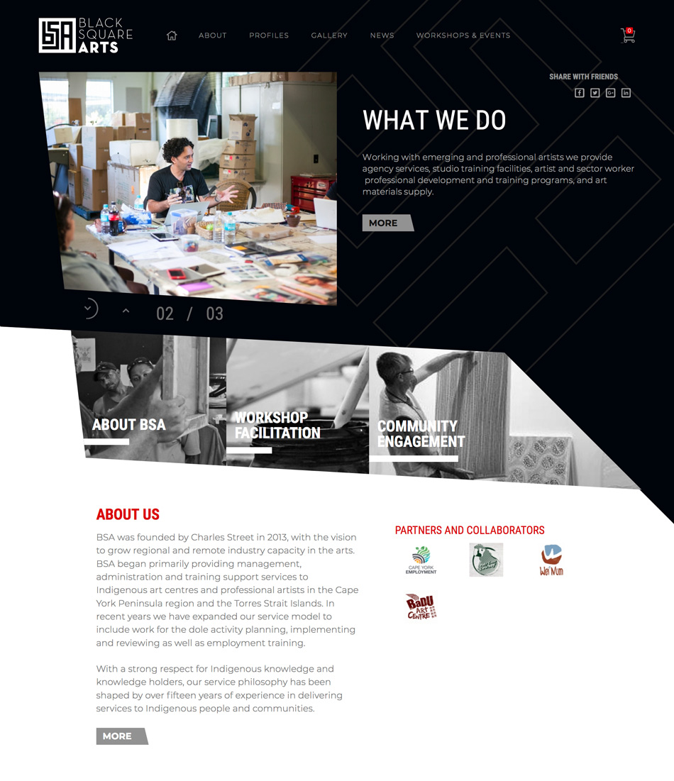 Our Work View Our Digital Print Web Projects: Web Design And Development Cairns